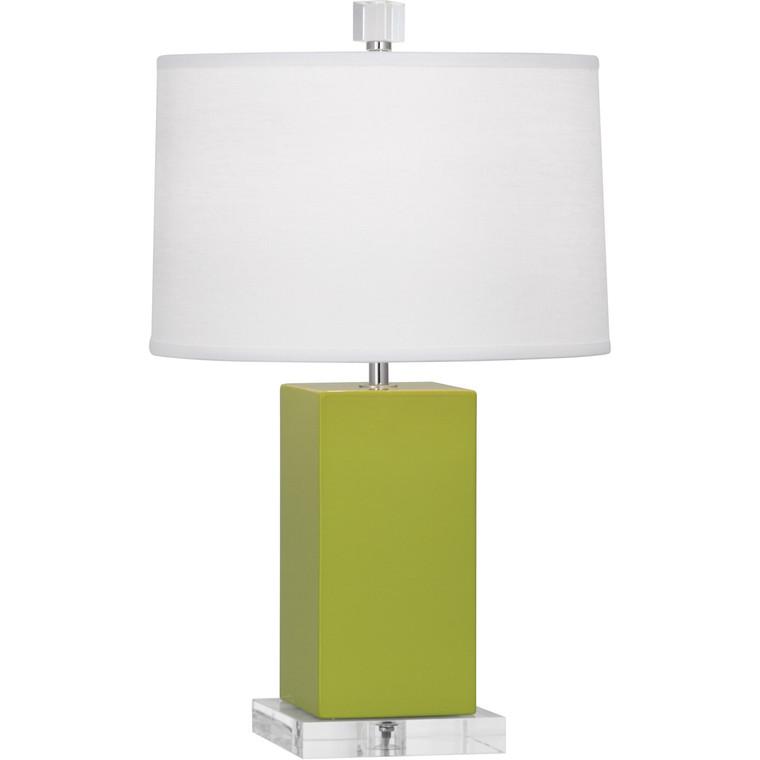 Robert Abbey Apple Harvey Accent Lamp in Apple Glazed Ceramic AP990