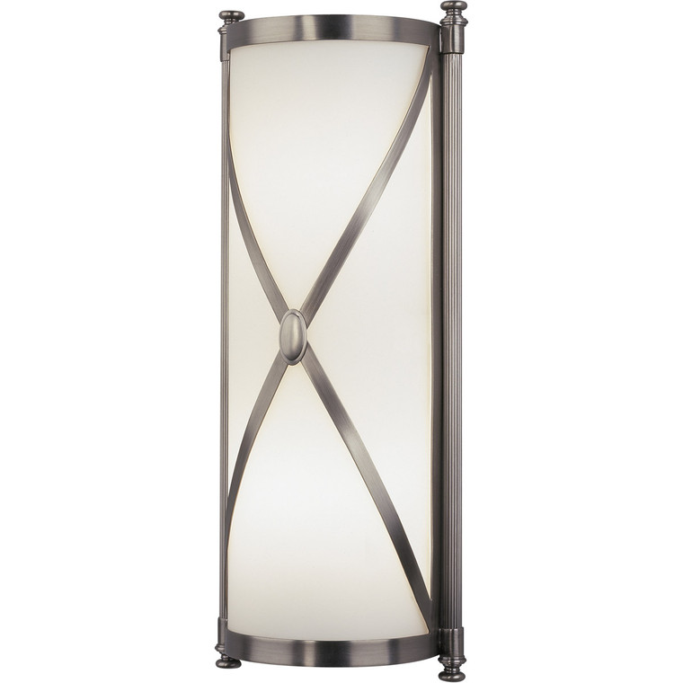 Robert Abbey Chase Wall Sconce in Dark Antique Nickel D1986