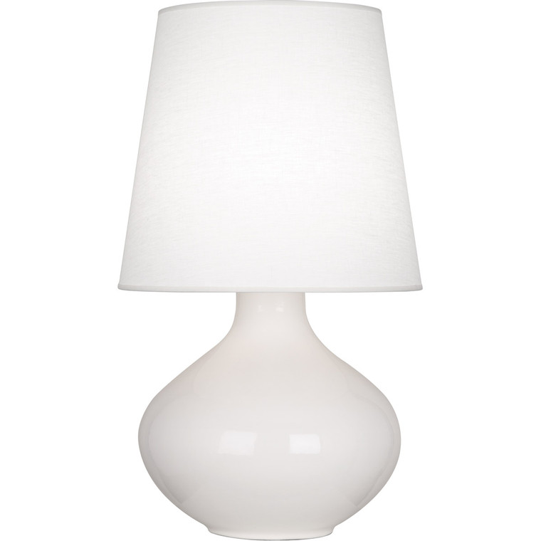 Robert Abbey Lily June Table Lamp in Lily Glazed Ceramic LY993