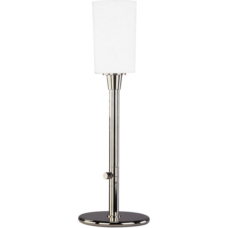 Robert Abbey Rico Espinet Nina Table Lamp in Polished Nickel Finish 2069