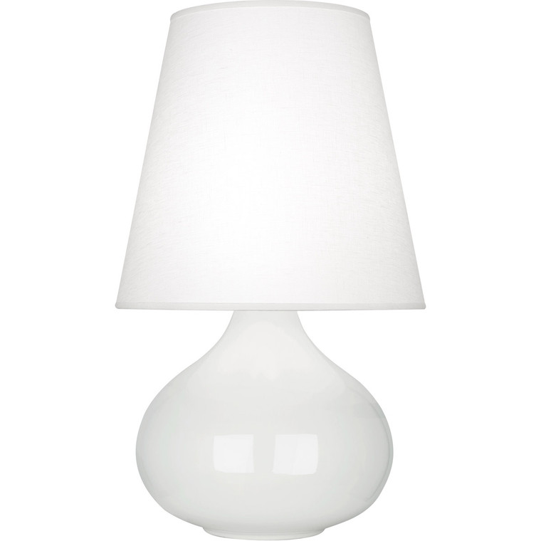 Robert Abbey Lily June Accent Lamp in Lily Glazed Ceramic LY93