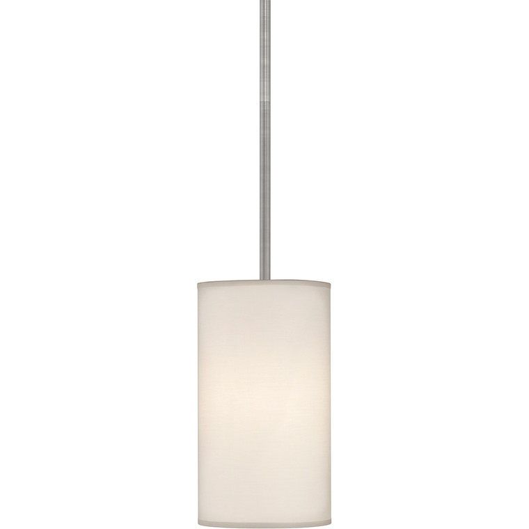Robert Abbey Echo Pendant in Stainless Steel Finish S2186