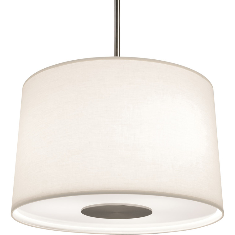 Robert Abbey Echo Pendant in Stainless Steel Finish S2189
