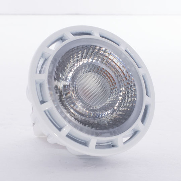 Bulbrite: 771308 LED MRs Dimmable & Enclosed Rated: MR16 (12V) - 50W Equiv. Watts: 8 - LED8MR16WFL50/50/830/D (10 Pack)