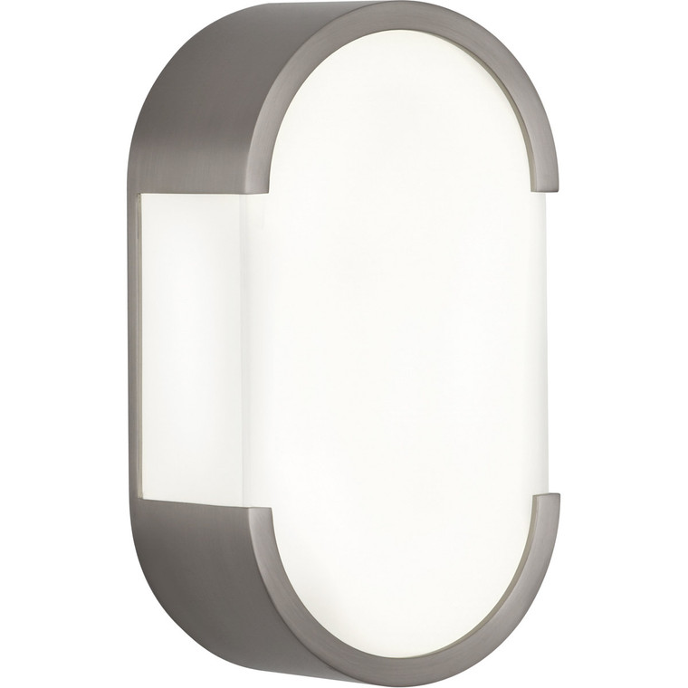 Robert Abbey Bryce Wall Sconce in Brushed Nickel Finish B1318