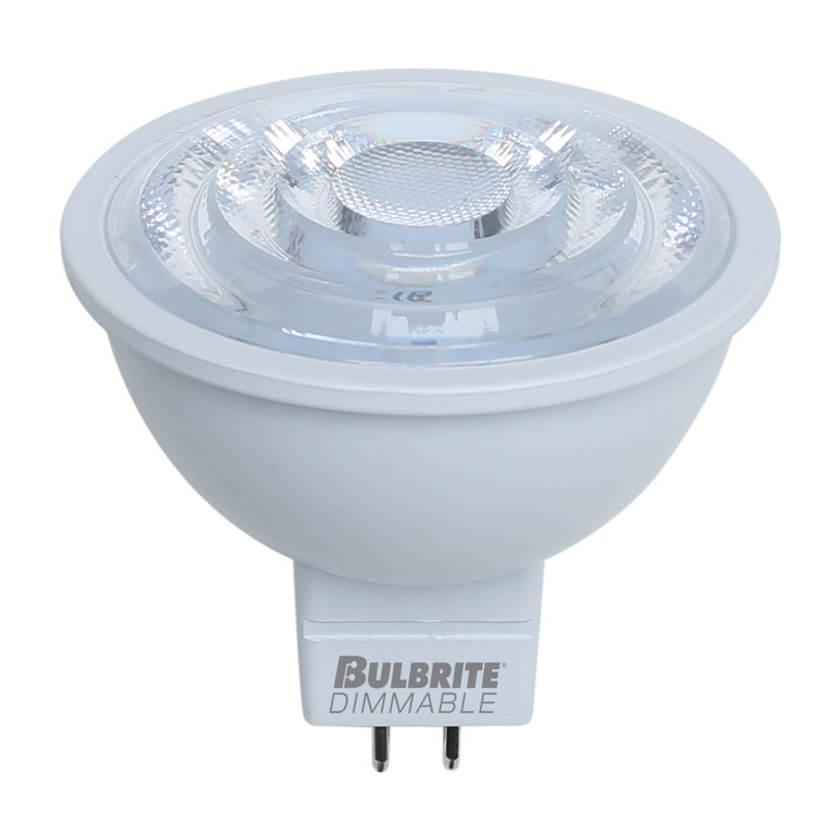 Bulbrite: 771201 LED MRs Dimmable & Enclosed Supports Title 24 Part 6 JA8: MR16 or PAR16 (12V) Watts: 7 - LED7MR16FL35/50/927/J/D (10 Pack)