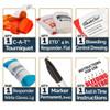 Bleeding Control Kit w/ Quikclot STB 85-1574