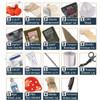 Range Trauma First Aid Kit - High Visibility Orange Hard Case  85-0889