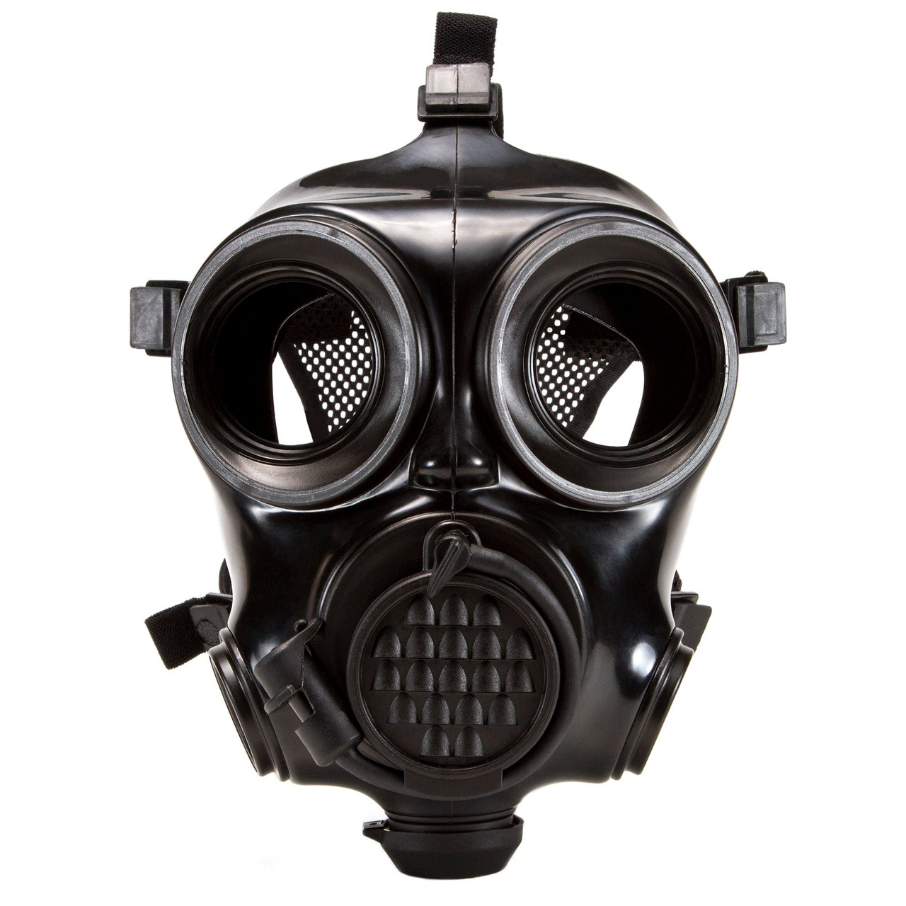 gas mask virus