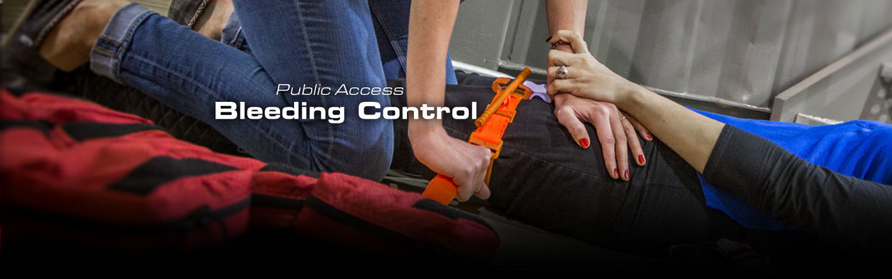 Public Access Bleeding Control Kits