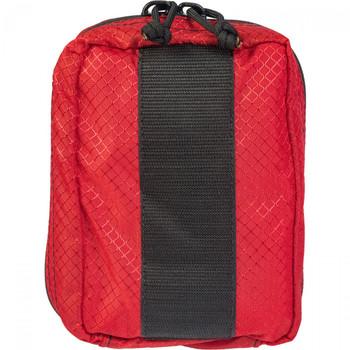 Public Access Individual Bleeding Control Kit w/ C-A-T Tourniquet - Red Nylon Bag