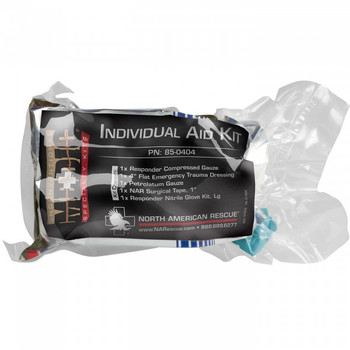 Individual First Aid Kit 85-0404