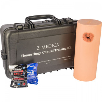Hemorrage Control Training Kit – Combat Gauze  93-0017