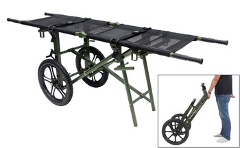 Wheeled Litter Carrier 60-0041