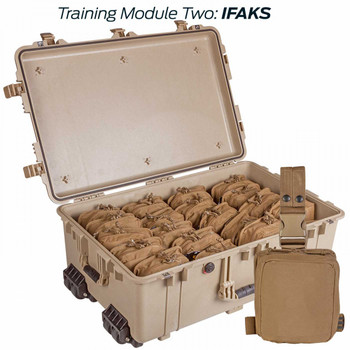TCCC/ TECC Modular Training System Package 85-0550