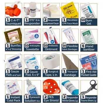 Trauma and First Aid Workplace Kit - Class A 80-0947