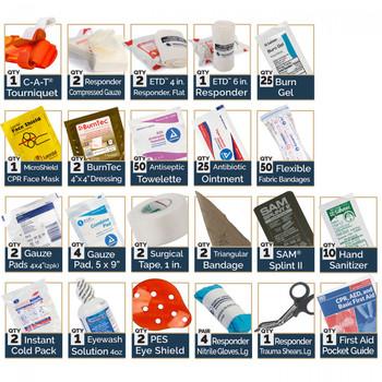 Trauma and First Aid Workplace Kit - Class B 80-0948