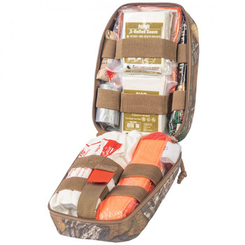 Sportsman TORK First Aid Kit w/ C-A-T Tourniquet - Realtree Camo 80-1006