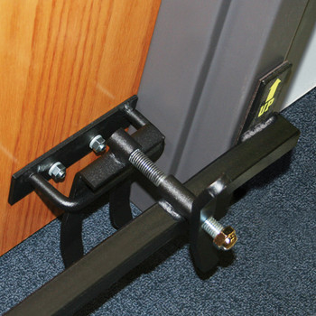 Barracuda Intruder Defense System for Panic Bar Doors  DSO-PB