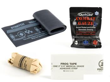 SABA Pouch Kit w/ QuikClot E10-SABA-QC