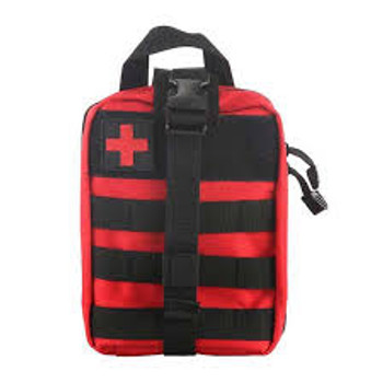 SO-MCTKRD  Motorcycle Trauma Kit - Red