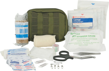 Tactical Trauma Kit #1 FA142 w/ Molle