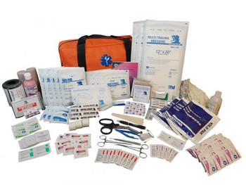 Master Camper First Aid Kit FA126