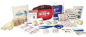 Hiker's First Aid Kit