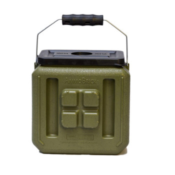 AmmoBrick Olive 2 Pack 1833-0008-2