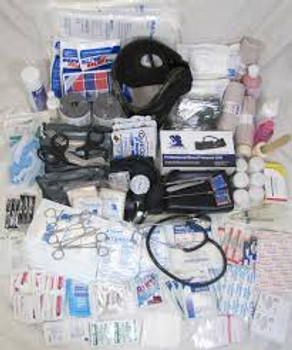 Stomp Medical Refill Kit - No Bag
