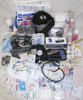 Stomp Medical Refill Kit - No Bag