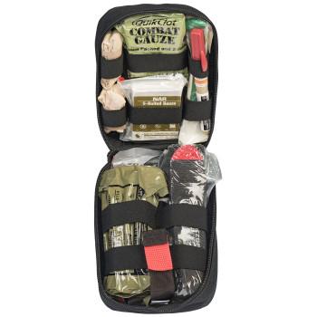 Basic Kit Black 85-0008 $139.95 Coyote 85-0009 $109.95 DUC 85-2300 $109.95 Multicam 85-0012 $$112.95 OD 85-0054 $109.95 Ranger Green 85-2301 $109.95  Advanced Kit w/ QuikClot  Black 85-0048 $149.95 Coyote  85-0049 $149.95 DUC 85-0050 $149.95 Multicam 85-0052 $155.95 OD 85-0053 $149.95 Ranger Green  85-2302 $149.95  Advanced Kit w/ Chito Pro Gauze Black 85-0013 214.95 Coyote 85-0014 $214.95 Multicam $85-0017 $214.95 OD 85-0055 $214.95