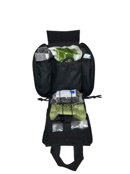 Patrol Trauma Kit Level 1 w/ C-AT Tourniquet & QuikClot FA144