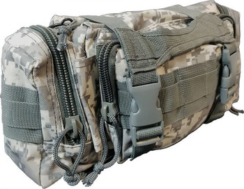 Rapid Response Trauma First Aid Kit w/ Molle FA143