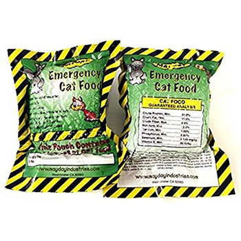 Cat Emergency Survival Food 77011