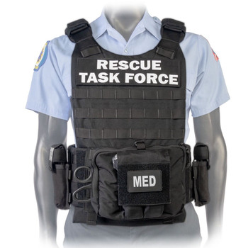 PH3 Rescue Task Force Vest Kit w/ 4 C-A-T Tourniquets 70-0204