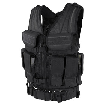 Elite Tactical Vest ETV w/ Molle