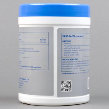 WipesPlus Lemon Scent Alcohol Free Hand Sanitizing Wipes - 240 Wipe Canister