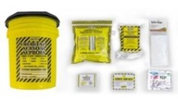 Economy Emergency Honey Bucket Kits  (1 Person Kit ) 13026