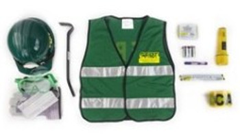 CERT Starter Set  (13 Pieces) 10060