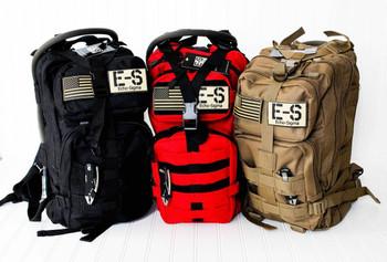 Echo-Sigma Get Home Bag - 72 Hour Emergency Go Bag w/ Quality Survival Gear