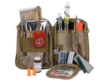 Runner 24 Hour Emergency Fire and Earthquake Kit