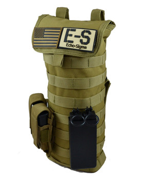 Echo-Sigma Compact Active Shooter Response System - CASRS