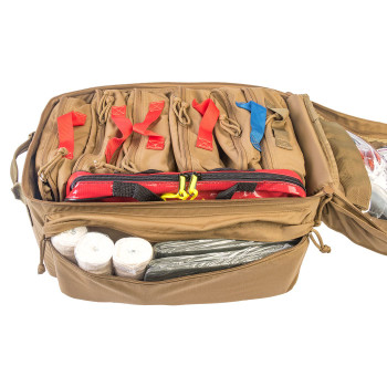 Expeditionary Casualty Response Kit CCRK  w/ (6) C-A-T Tourniquets 80-0889
