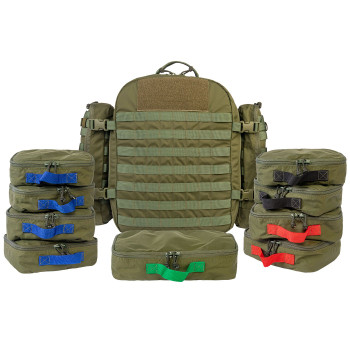 Bag Color Options $1,359.95 80-0070 Black  80-0071 OD 80-0072 Coyote  80-0096 DUC Camo