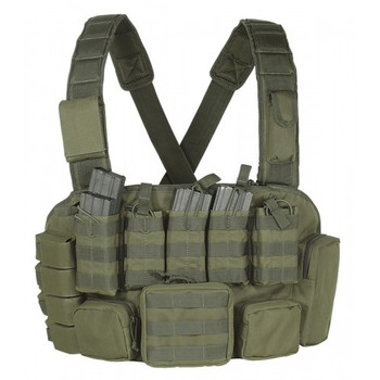 Tactical  Chest Rig w/ MOLLE - Holds Seven 30-Round Mags 20-9931