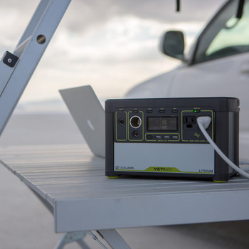 YETI 400 Lithium 110 Volt Portable Power Station 38000