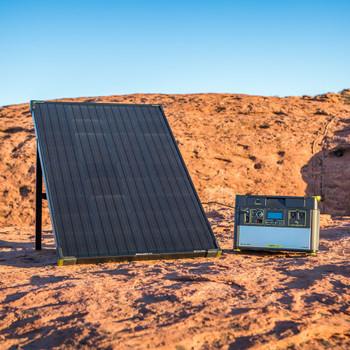 Boulder 100 Solar Panel 32407