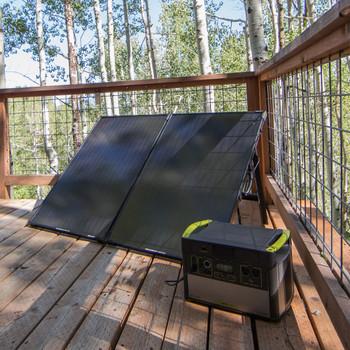 Boulder 200 Solar Panel Briefcase 32409