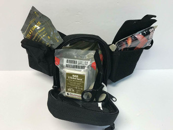 Fanny Trauma Pack w/ SWAT Tourniquet and Celox Rapid Gauze